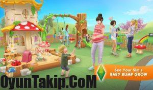 apk mod the sims play